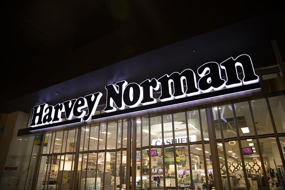 Harvey Norman has closed its Twitter account after online backlash.