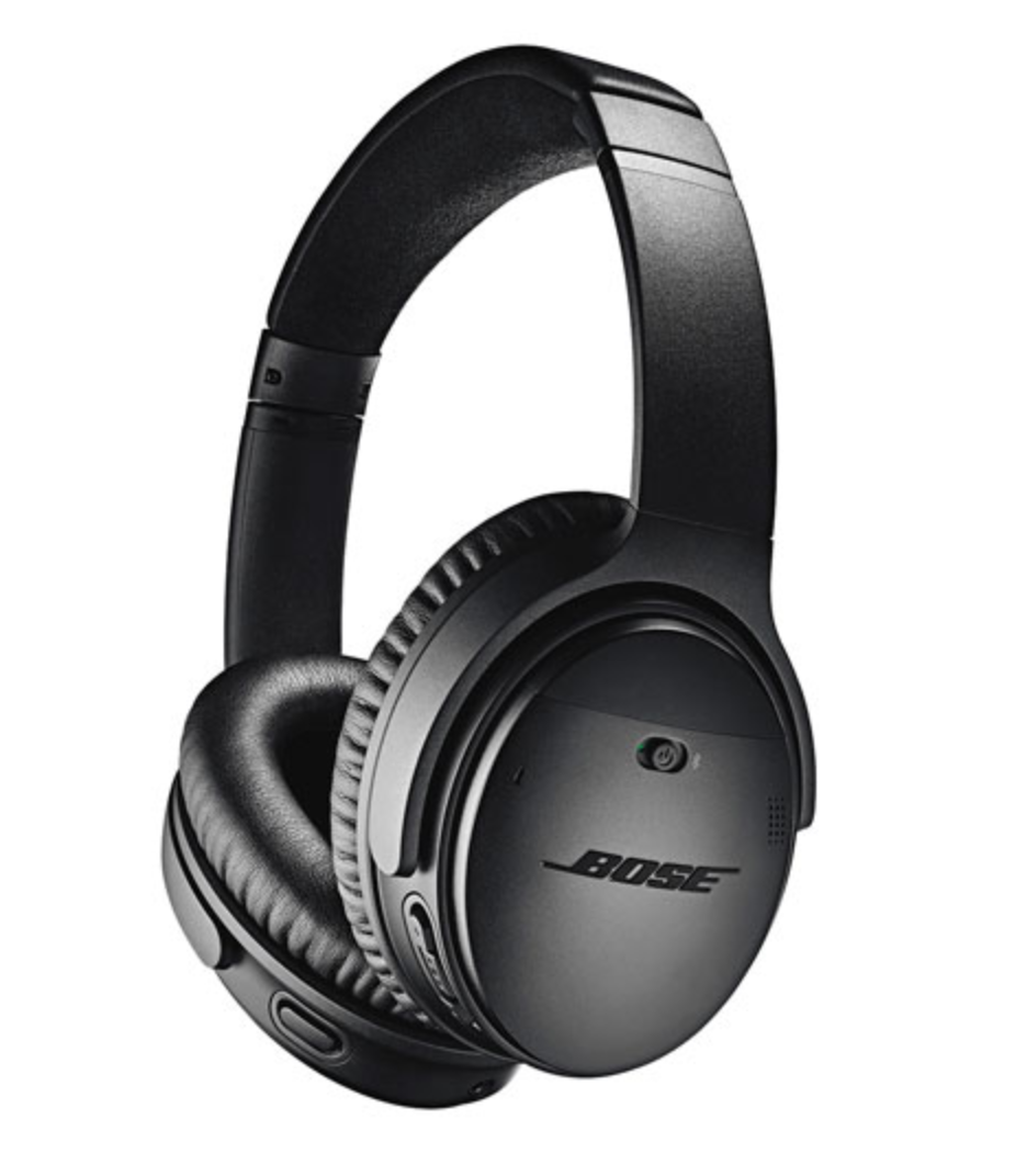Bose QuietComfort 35 II Wireless Headphones (Photo via Best Buy Canada)
