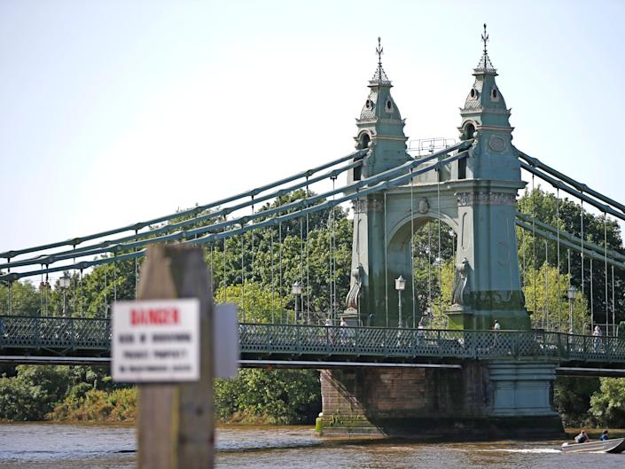 Metropolitan Police Officers were called to a Hammersmith bar at 2:44am on Sunday 1 August to reports of a man acting aggressively (Getty Images)