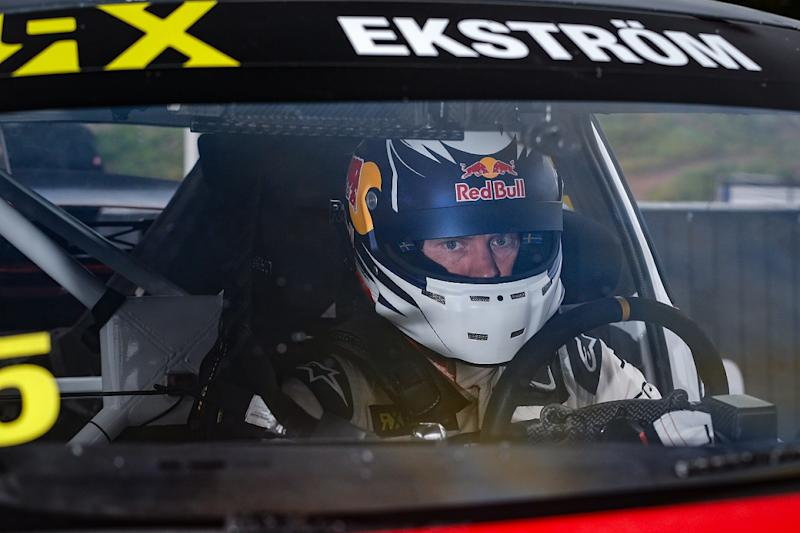 Ekstrom to continue with KYB Team JC in Riga WRX