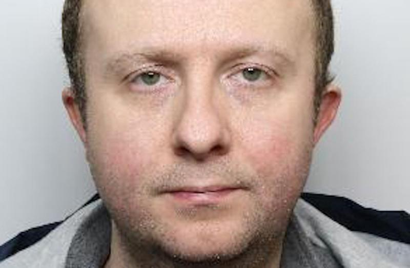 Christopher Darler has been jailed for 10 years for raping a boy, 13 (SWNS)