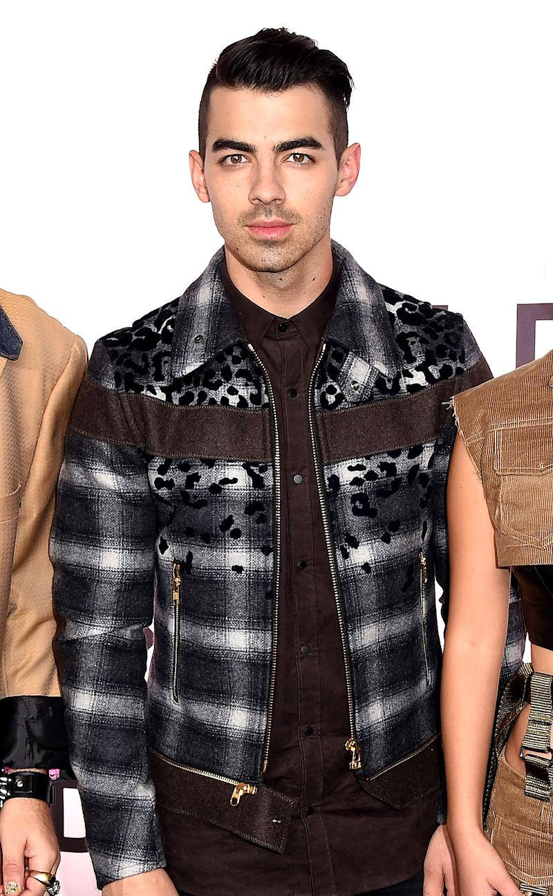 7e346aa1a8 Whips and Chains  Joe Jonas Encourages Everyone to Get  a Little Crazy  in  the Bedroom