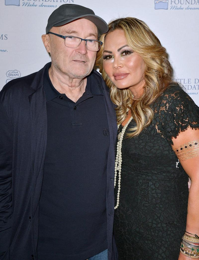 Phil Collins' Ex-Wife Orianne Ordered to Vacate His Home by Mid-January in Partial Settlement