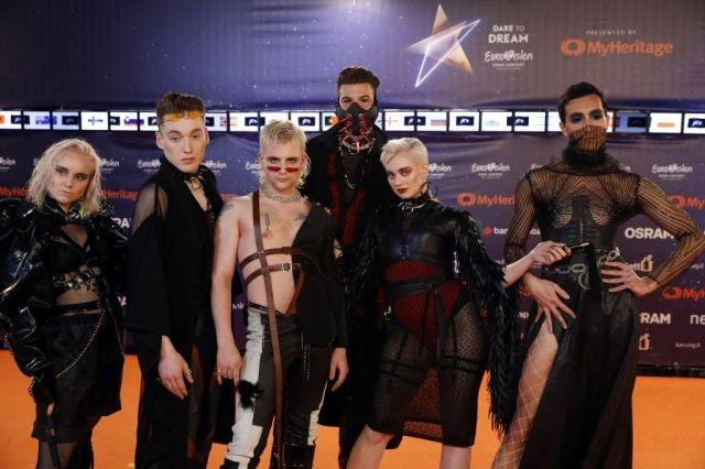 Iceland fined for Eurovision pro-Palestinian protest