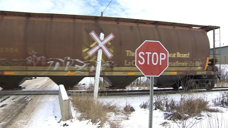 Train whistles could soon fall silent at Edmonton crossing