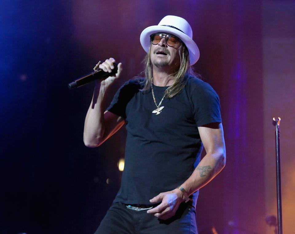 Kid Rock performed at AT&T Stadium on May 11, 2019 in Arlington, Tex. (Photo: Gary Miller/Getty Images)