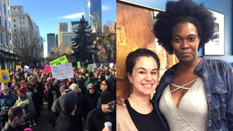 Get your rosaries off my covfefe: Women's March Calgary 2.0 hits back Saturday