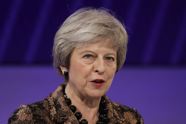 Theresa May has promised a backstop.... but erm, what is one?