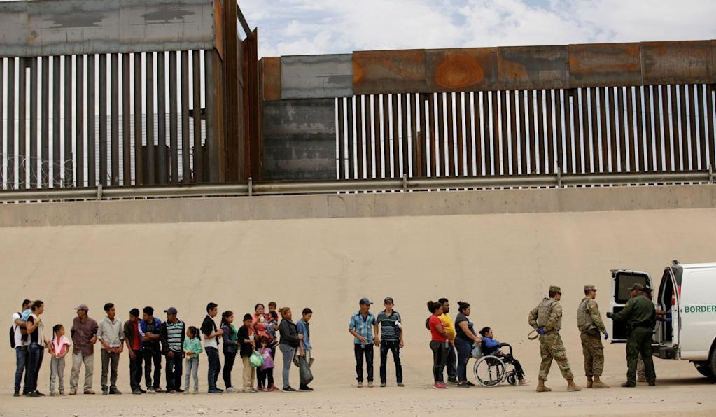 New ICE Program Exposes Hundreds of Fraudulent 'Family Units' Trying to Cross The Border