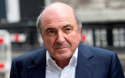 Boris Berezovsky was found dead at his Surrey home five years ago