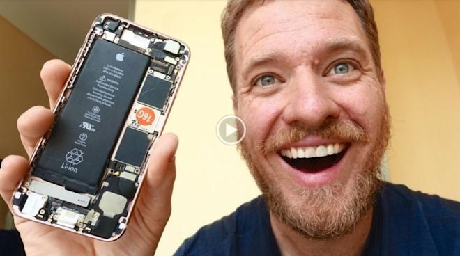 Scotty Allen, Apple iPhone 6s, hand-made iPhone 6s,price, how to make iPhone