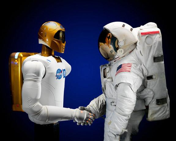 Hey Coders! NASA Wants You to Help Robot Astronaut See
