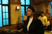 <p>Aishwarya Rai marked her comeback post pregnancy in Jazbaa, where she plays a mother and a lawyer, whose daughter is kidnapped by someone who wants her to fight a rape case. Though Rai does not seek revenge in this film, the film has her fighting against odds to save her daughter. </p>
