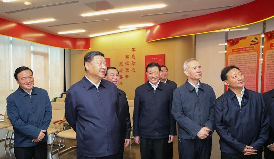 Xi Jinping targets grass roots in push to extend Communist Party control