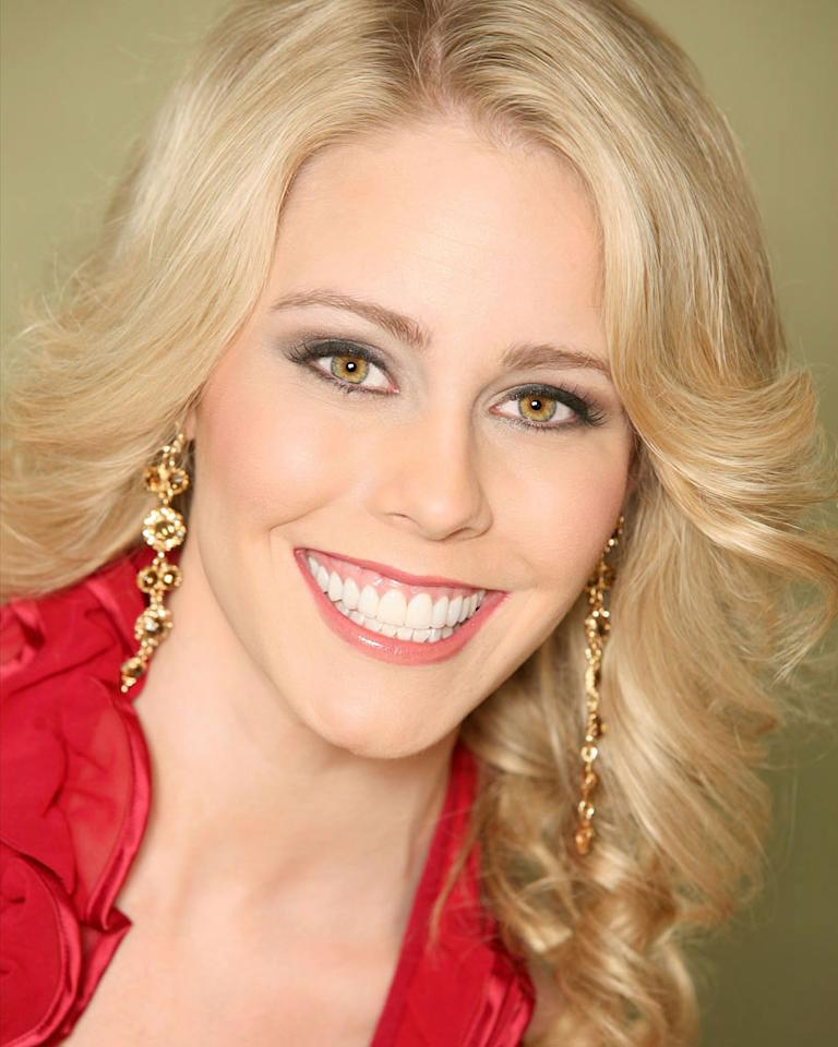 """Miss Minnesota, Natalie Davis is a contestant in the """"<a href=""""/2012-miss-america-pageant/show/48165"""">2012 Miss America Pageant</a>."""""""