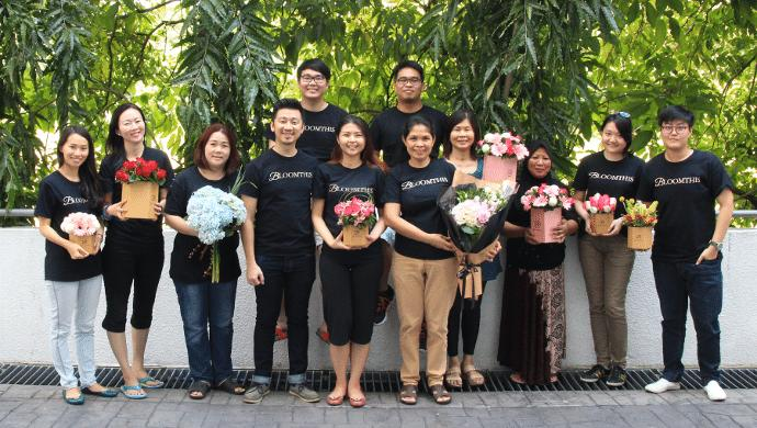 BloomThis CEO Giden Lim on the power of flowers and working with a co-founder spouse