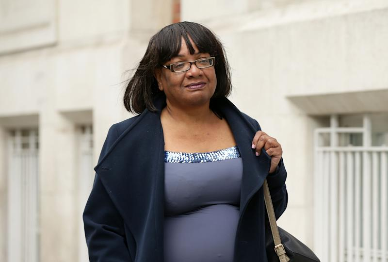 <strong>Butler said shadow home secretary Diane Abbott is one of her political inspirations.</strong> (PA Wire/PA Images)