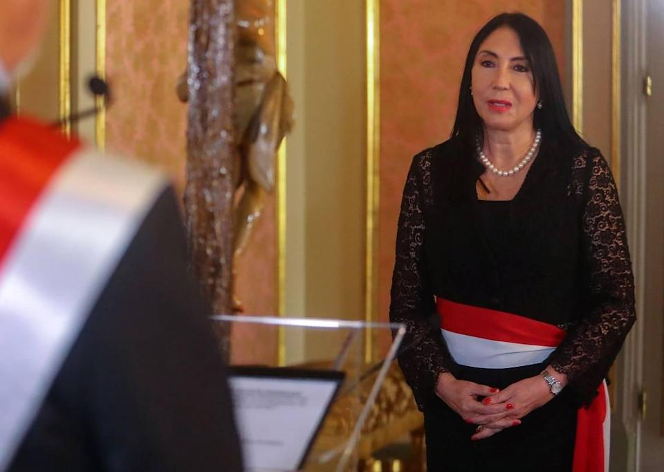 Peru's Foreign Minister Elizabeth Astete resigned earlier this month after admitting to cutting in front of the COVID-19 vaccine line to receive the shot.