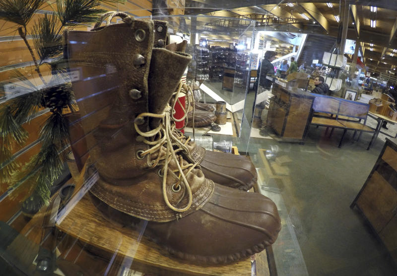 L.L. Bean's sales level in 2016 as company weathers boycott