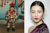 """<div class=""""caption-credit""""> Photo by: Liu Wen, Imaxtree</div><div class=""""caption-title"""">Liu Wen</div><br> <p> Born in China on January 27th, 1988. Liu became the first Asian model to walk in the Victoria's Secret Fashion Show in November 2009. </p> <br> <br> See more: <a rel=""""nofollow noopener"""" href=""""http://nymag.com/thecut/2012/08/see-over-50-models-when-they-were-kids.html?mid=shine"""" target=""""_blank"""" data-ylk=""""slk:50 Models When They Were Kids"""" class=""""link rapid-noclick-resp"""">50 Models When They Were Kids</a> at TheCut.com <br>"""