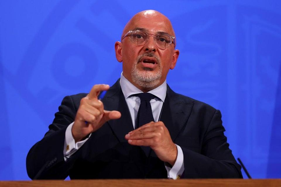 The government is yet to decide whether to vaccinate healthy 12-15 year olds against coronavirus, says Nadhim Zahawi the vaccines minister  (PA)