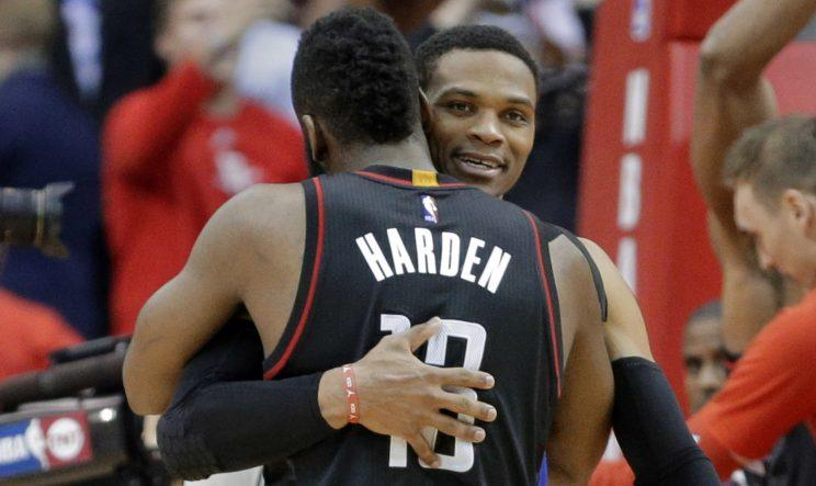 2ff4229abb01 James Harden and Daryl Morey try to make a winning MVP case against ...