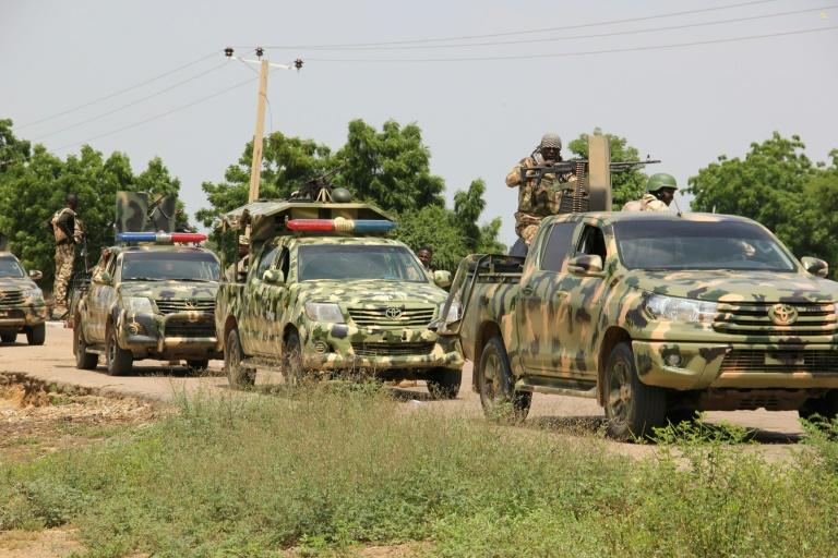 """Nigerian soldiers have pulled back into """"super camps,"""" which critics say has left small towns vulnerable to attack by the Islamic State West Africa Province (ISWAP) group"""