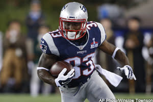 Patrick Daugherty breaks down all of Week 9's top plays, including Dion Lewis