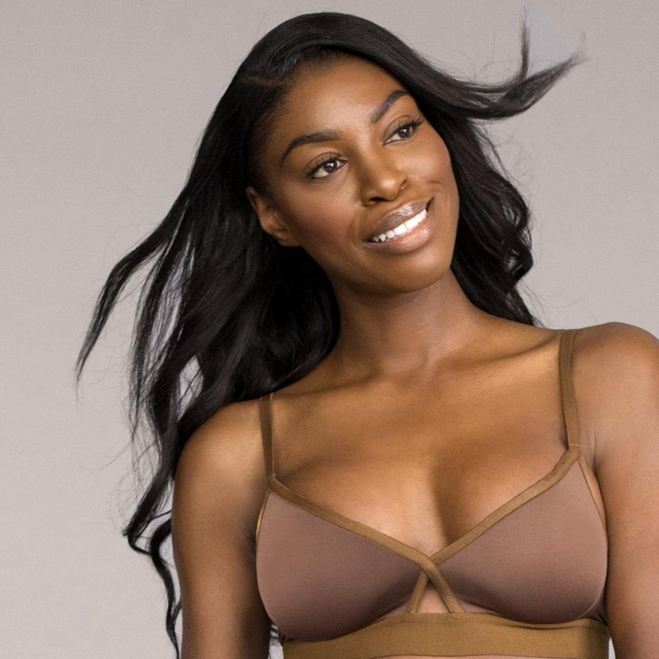 Love & Nudes Wire-Free-Bra in Espresso Empress
