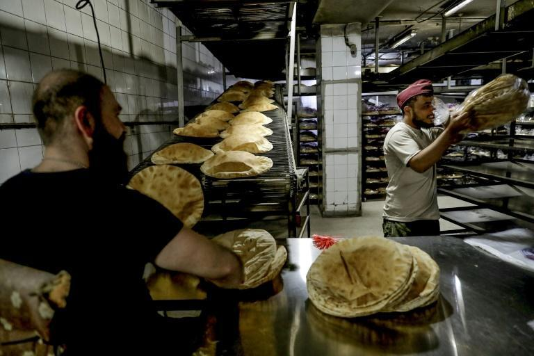 Food and petrol have become increasingly expensive in recent weeks as the value of the Lebanese pound has plunged against the dollar