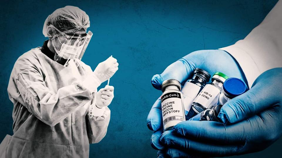 Need more data to approve mixed vaccines, says AIIMS chief