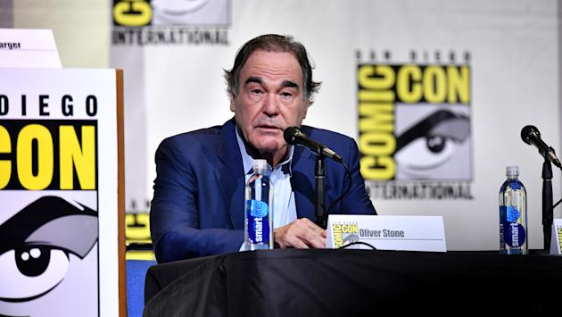 Oliver Stone Warns That Pokemon Go Could Lead To