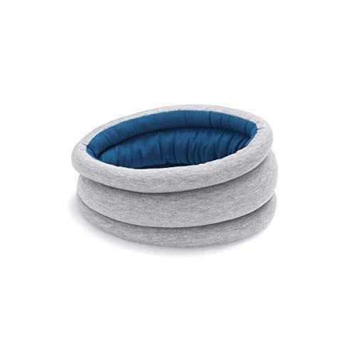 """<p><strong>OSTRICHPILLOW </strong></p><p>amazon.com</p><p><strong>$44.99</strong></p><p><a href=""""https://www.amazon.com/dp/B0153SNNTI?tag=syn-yahoo-20&ascsubtag=%5Bartid%7C10055.g.25572070%5Bsrc%7Cyahoo-us"""" rel=""""nofollow noopener"""" target=""""_blank"""" data-ylk=""""slk:Shop Now"""" class=""""link rapid-noclick-resp"""">Shop Now</a></p><p>If you plan to nap while traveling, <strong>this two-in-one design is both a pillow <em>and</em> a sleep mask </strong>— perfect for saving some space in your <a href=""""https://www.goodhousekeeping.com/travel-products/luggage-reviews/g20709039/best-carry-on-luggage-reviews/"""" rel=""""nofollow noopener"""" target=""""_blank"""" data-ylk=""""slk:carry-on luggage"""" class=""""link rapid-noclick-resp"""">carry-on luggage</a>. It's filled with silicone micro-beads and is designed to block out light and sound while giving you a comfy place to rest your head. It might look a bit silly when you wear it (even though it's nothing compared to the original <a href=""""https://www.amazon.com/OSTRICH-ORIGINAL-Pillow-Airplanes-Accessories/dp/B00B4S6SLW?tag=syn-yahoo-20&ascsubtag=%5Bartid%7C10055.g.25572070%5Bsrc%7Cyahoo-us"""" rel=""""nofollow noopener"""" target=""""_blank"""" data-ylk=""""slk:Ostrich Pillow"""" class=""""link rapid-noclick-resp"""">Ostrich Pillow</a>!), but our testers loved the idea of getting a good snooze on the go.</p>"""