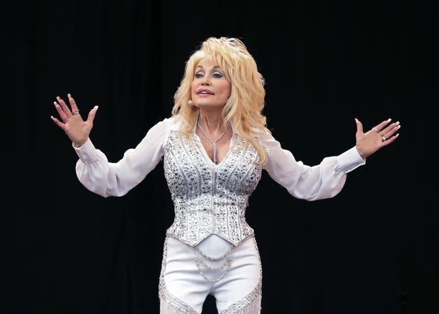 Dolly Parton celebrates 75th birthday