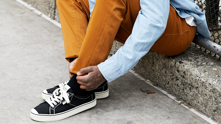 Best gifts for brothers: Cariuma sneakers