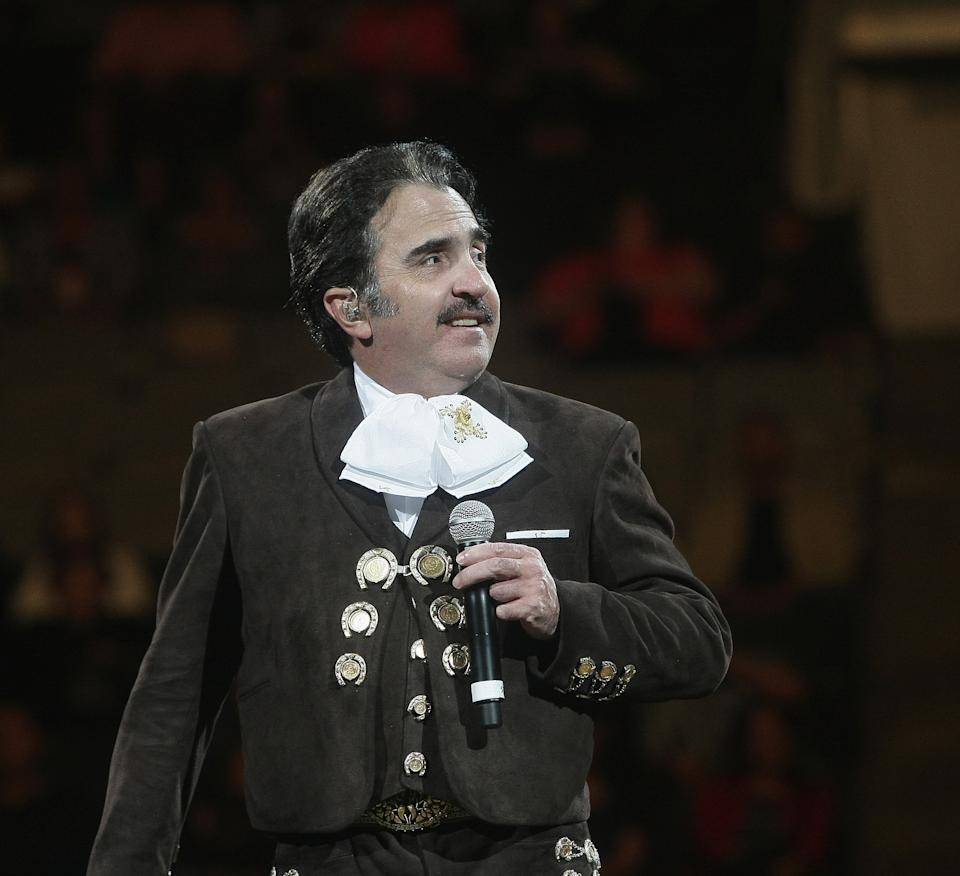 Vicente Fernández Jr. (Getty Images)