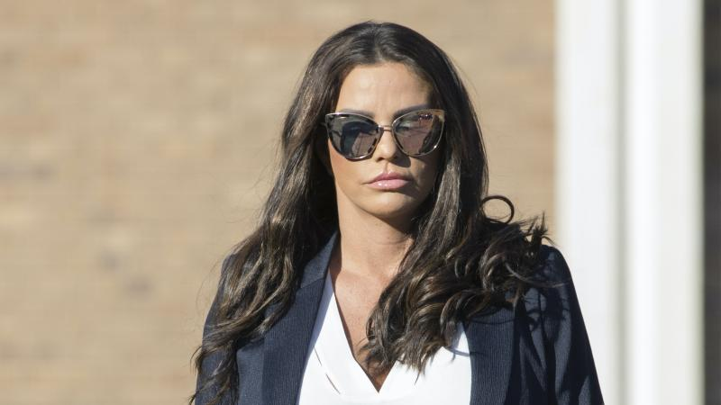 Katie Price tells MPs she understands why people take their lives over trolling
