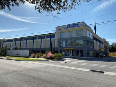 Compass Self Storage has acquired this state-of-the-art self storage center in St. Augustine, Florida.
