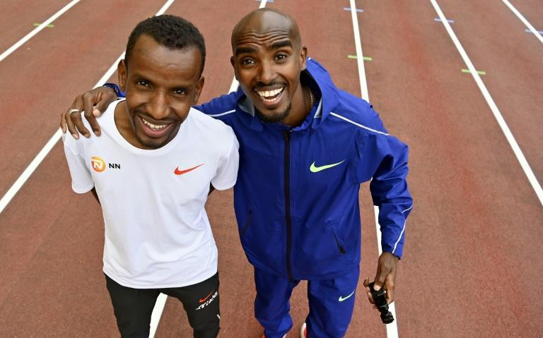 Farah eyes one-hour record in return to track