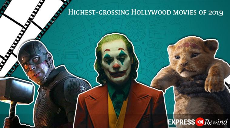 highest grossing hollywood movies 2019