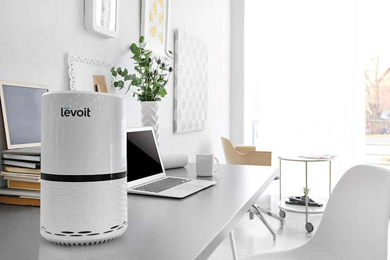 Levoit LV-H132 Air Purifier. Image via Levoit.