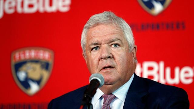 Panthers will be aggressive in free agency, GM says