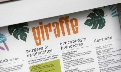 Former Tesco finance chief takes helm at new Giraffe owner