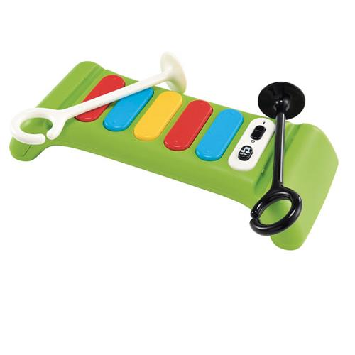 "<p class=""MsoNormal""><b><span>ELC My first Xylophone</span></b><br><br>Sticks: check. Something to bash: check. This has all the components of a seriously infuriating toy. Even musical children who can learn a few nursery rhymes will all too soon come to the end of their repertoire and start driving you a little bonkers. </p>"