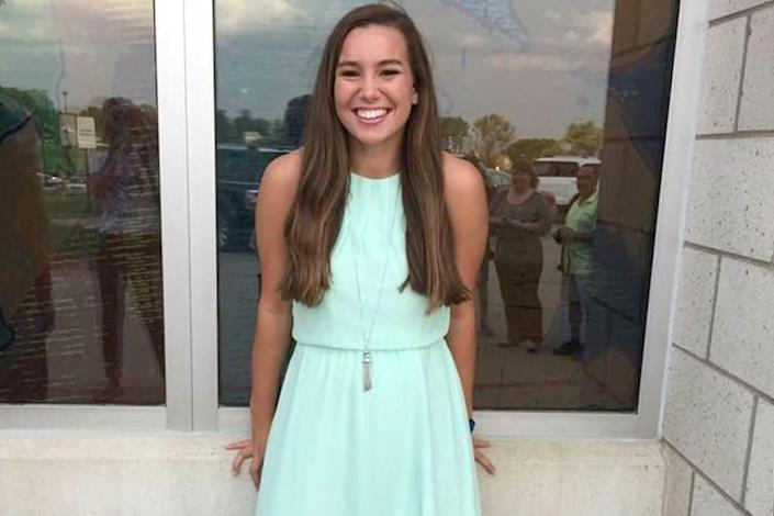 Mollie Tibbetts disappeared on July 18. Her body was found on Tuesday after a man allegedly confessed to abducting her.  (Photo: Facebook)