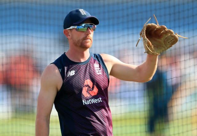Paul Collingwood has been lined up to stand in as England coach against Ireland (Mike Egerton/PA)