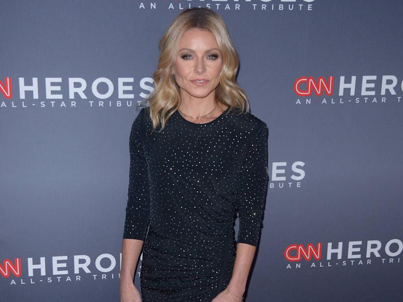 Kelly Ripa advises people against cutting their own bangs during self-isolation
