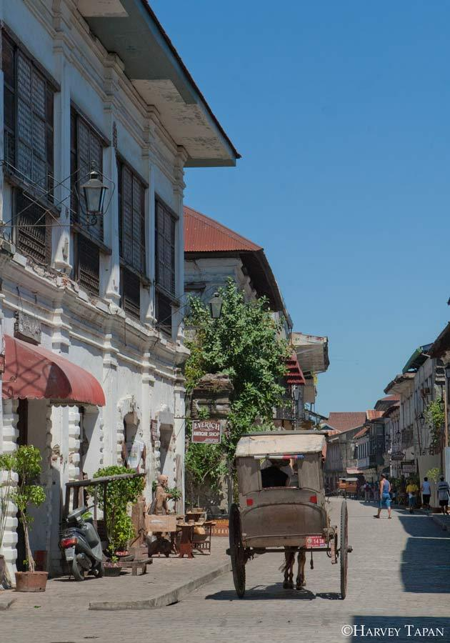 Bring comfortable walking shoes or enough cash to shell out for a calesa ride if you truly want to explore and experience Vigan: Calle Crisologo is closed to motor vehicles, to preserve its natural cobblestone streets.