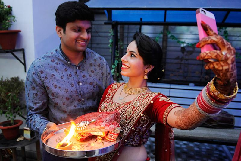 The Unbearably Smug Sexism Of Modern Day Karwa Chauth
