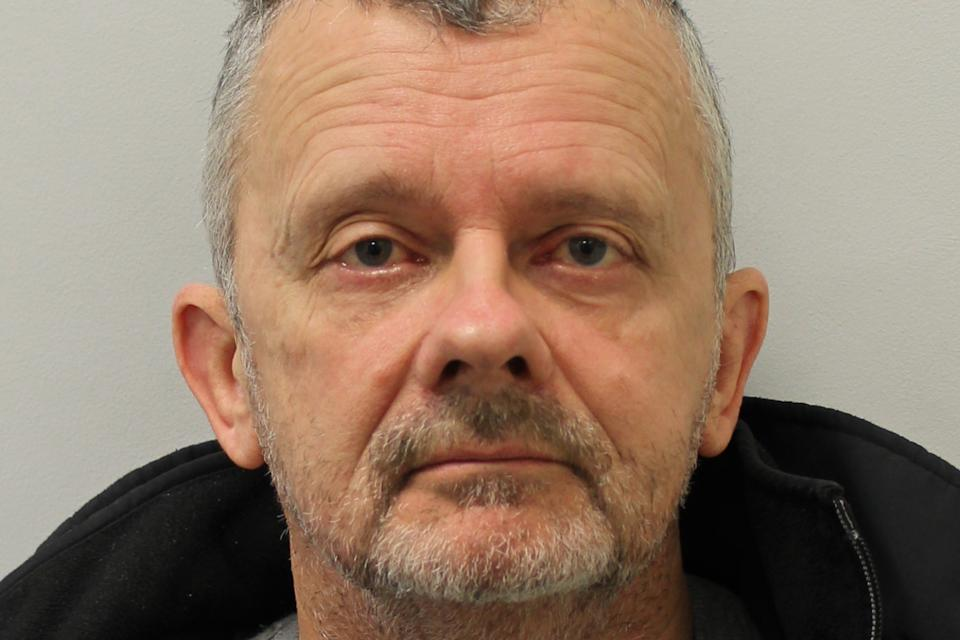 Stephen Hardwicke, 63, was sentenced to five years' imprisonment at Harrow Crown Court for five counts of indecent assault